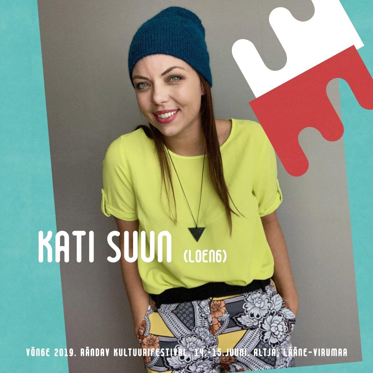 Kati Suun, Võnge festival