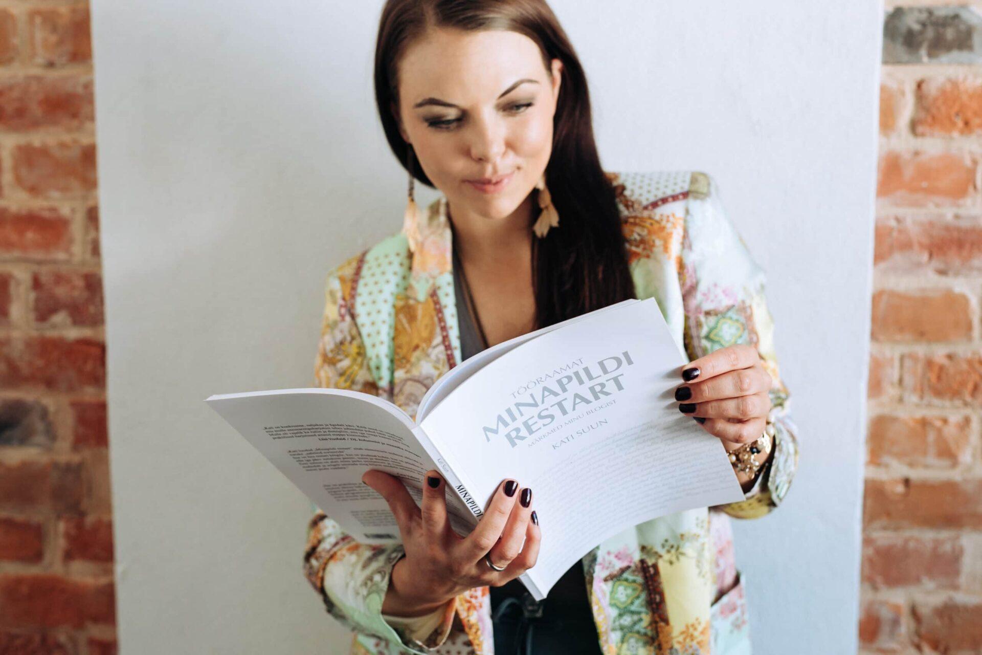 KATI SUUN - autor ja teadliku mõtteviisi mentor